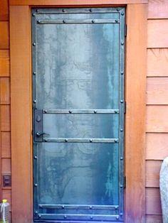 Steel Door Gate Doors House Windows And Iron