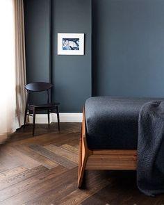 Meer dan 1000 idee n over donkere slaapkamers op pinterest donkere slaapkamer muren - Chique en gezellige interieur ...
