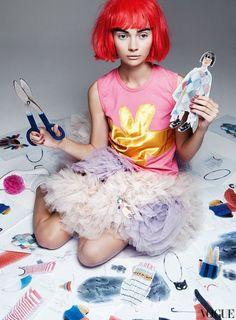 Doll by Nina Neretina & Donis Pupis