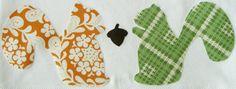 squirrel applique | Sewing Business Blog » No Sew Squirrel Applique