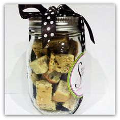 Biscotti Bites by SealedSweets on Etsy, $16.00