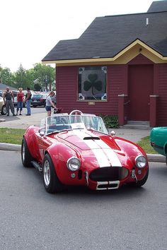 Shelby Cobra (9) | Car photo