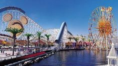 California's Universal Studios San Diego is great! Must go back!