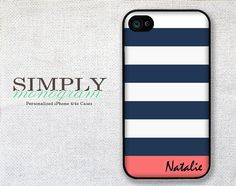 iphone 4 case  plastic or silicone rubber  by simplymonogram, $16.99. I need one of these!