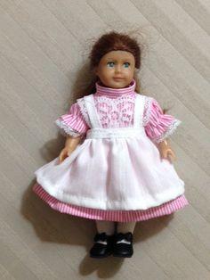 Mini Samantha birthday dress