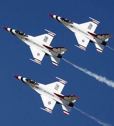 USAF Thunder Birds