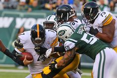 Pittsburgh Steelers vs. New York Jets - 10/9/16 NFL Pick, Odds, and Prediction