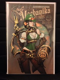 Lady Mechanika #0 H Wondercon Exclusive (Limited to 1500)