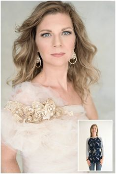 Melissa Raelynn Photography before and after makeovers, portraits for women, outfit ideas.