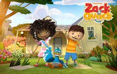 US: Kaboom! snaps up DVD rights to Zack & Quack - Licensing. Purple Squirrel, Jouet Star Wars, Kids Labels, Nick Jr, Star Wars Toys, Animation Series, My Best Friend, Childhood Memories, Videos
