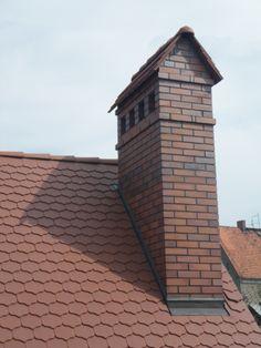 качество кирпичный дымоход, кирпичный завод Лодe