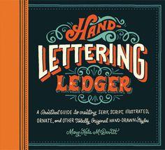 Great books for lettering!!!! #creativity #lettering #design #art