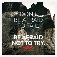 Believe and try