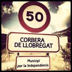 Corbera de Llobregat en Cataluña