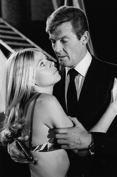 Iconic Bond Girls :: Harper's BAZAAR The Man with the Golden Gun