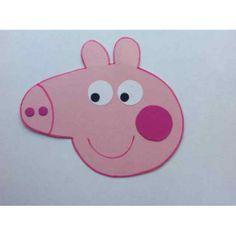 Peppa Pig van Hippe Traktaties