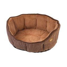 Gor Pets Deluxe Cosy Divani Mocha Dog Bed xl £51