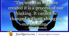 Check out our other awesome categories as well. Quote About Change - Albert Einstein 2 Perfection Quotes, Change Quotes, Albert Einstein, Better Life, Be Yourself Quotes, Best Quotes, This Is Us, Best Quotes Ever