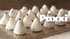Αμυγδαλωτά Αχλαδάκια - Paxxi (C179) Garlic, Vegetables, Youtube, Food, Essen, Vegetable Recipes, Meals, Youtubers, Yemek