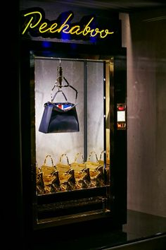 Fendi: New Bond Street Opening Chameleon Visual & Fendi www.chameleonvisual.com