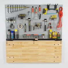 Amazon.com: Bench Solution Workbench & IdealWall Kit: Home Improvement