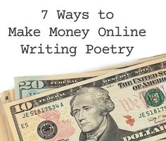 make-money-online-with-poetry