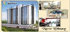 Kabra Group creates design that delivers a new level of performance, comfort and reliability ! Kabra New Vinay is an exclusive township offering 2/3 BHK in Kalina, Santacruz (E), Mumbai.