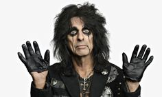 Revelling in death and youthful rebellion, Alice Cooper became the undisputed pioneer of 1970s shock-rock. Now a new documentary celebrates his life and work – and his role as the godfather of heavy metal theatrics