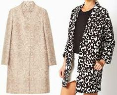 printed jacquard coat - Google Search