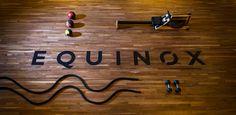 equinox fitness club logo - Google Search