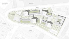 """画廊 - 国际竞赛中标方案"""" Via Cenni的社会住房"""" / Rossiprodi Associati - 11"""