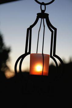 Marrakech lantern #partylite #candles