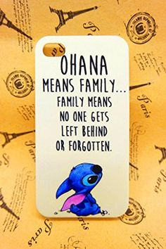 Brown Lilo and Stitch Ohana Means Family Printed Faux Cute Lovely Cartoon Case Cover For Apple iPod Touch 5 5th Gen Max Phone Accessories http://www.amazon.com/dp/B00RE7H762/ref=cm_sw_r_pi_dp_Wwuvvb0W687ET