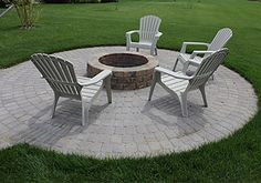 Outdoor Fireplaces - Landscaping and Landscape Design for Patio, Retaining Wall, Backyard and