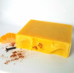 Spiced Orange Scented Soap by emilyshandmadesoaps, $7.00 USD