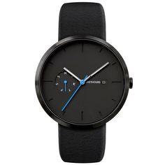 Greyhours Unisex Essential Dark Hours Watch GH-ES-DH