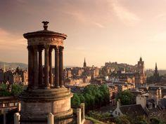 Quiz photo Mer page Geo. Patras, Destinations, Scotland Uk, Travel Planner, Seattle Skyline, Edinburgh, My Dream, Travel Inspiration, Ireland