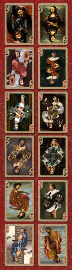 Bicycle Old Masters Playing Cards by CollectablePlayingCards.com — Kickstarter