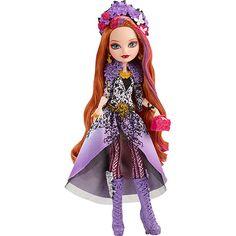 Ever After High Boneca de Primavera Holly O'Hair - Mattel