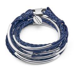 Mini Terri Braided Leather and Silver Wrap Bracelet – Lizzy James Engraved Bracelet, Bracelet Set, Braided Leather, Leather Cord, Ankle Bracelets, Wrap Bracelets, Leather Bracelets, Charm Bracelets, Leather Jewelry