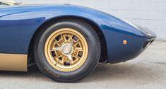 1970 Lamborghini Miura - P400S with an SV Body Conversion   Classic Driver…