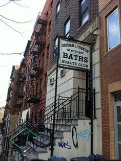 east village russian baths gay