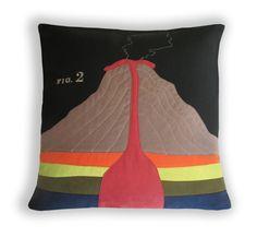 Geology Pillow