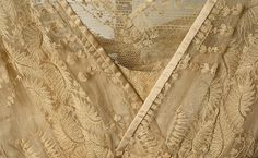 Evening dress (image 3 - detail) | Lucile | British | 1915 | silk | Metropolitan Museum of Art | Accession Number: C.I.44.64.33