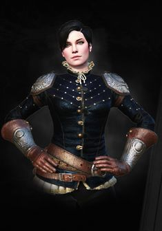 Syanna Witcher 3