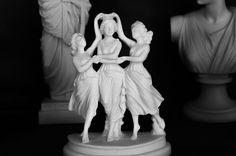 women dancing  greek sculpture by pspyro2009, via Flickr