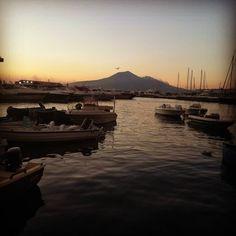 Che meraviglia! #vesuvio #napoli