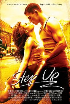 Step Up I love dance movies. I loved Step Up The Streets. And I love Channing Tatum. How have I not seen this movie? Step Up is only disappointing because I saw The Streets before seeing. Step Up 2006, Step Up 3, Step Up Movies, Great Movies, Best Dance Movies, Jenna Dewan, Film Music Books, Music Tv, Rachel Griffiths