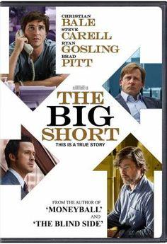 The big short [videorecording] / writers, Charles Randolph and Adam McKay ; director, Adam McKay.