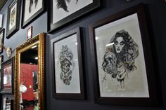 WA Ink Tattoo (Our recently renovated shop interior. ...)